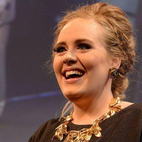 Adele, une ancienne alcoolique?