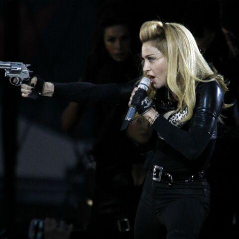 Madonna est opposée à une intervention en Syrie