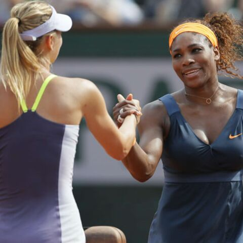 Clash entre Serena Williams et Maria Sharapova