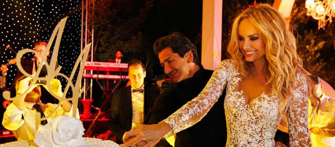 Exclu Gala- Adriana et Aram: leur fête d'amour à Marrakech