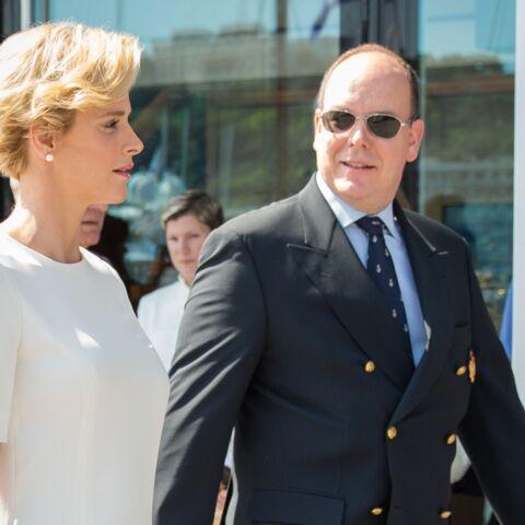 """Albert II de Monaco est """"ravi est très heureux"""" de l'arrivée de bébé"""