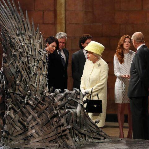 Photos- Elizabeth II se rapproche du trône de fer