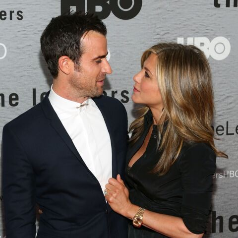 Photos- Jennifer Aniston et Justin Theroux, romance toujours