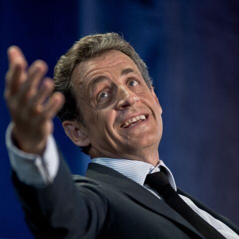 Nicolas Sarkozy, roi de la blague