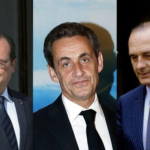 Jacques Chirac, Nicolas Sarkozy, François Hollande … Tous sur écoute