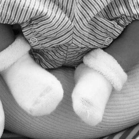 EXCLU – Les photos inédites d'Ingrid Chauvin et son fils Tom, 7 mois