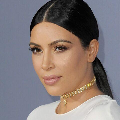 Kim Kardashian, un petit Saint immaculé