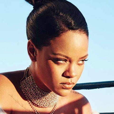 Rihanna lance un appel à l'aide à Emmanuel Macron