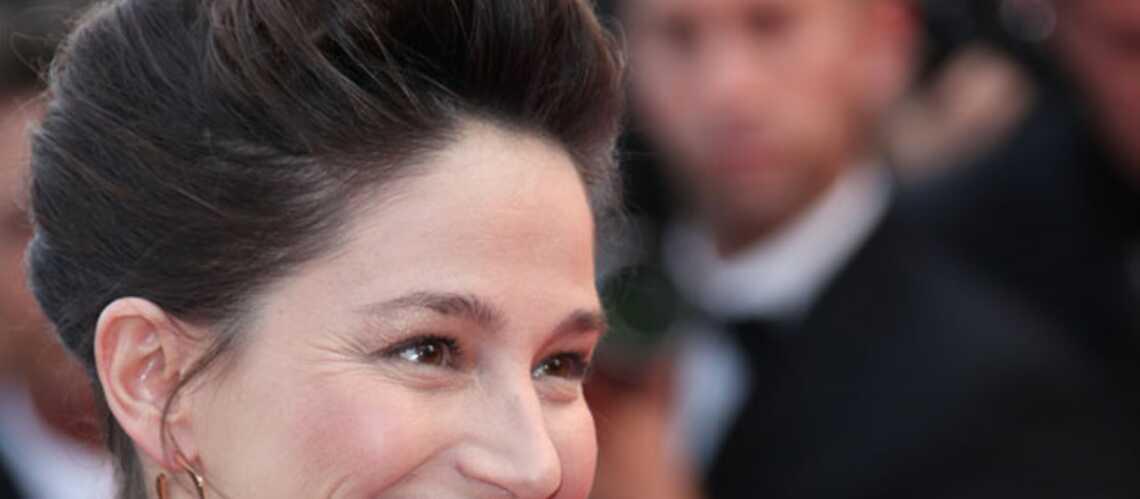 Marie Gillain prend de la hauteur à Cannes