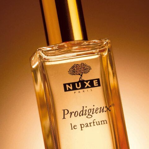 Nuxe, le parfum Prodigieux