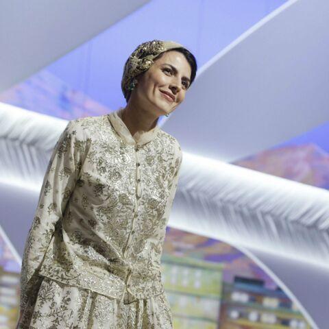 Cannes 2014: Les excuses de Leila Hatami après sa bise à Gilles Jacob