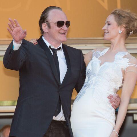 Uma Thurman et Quentin Tarantino, amoureux?