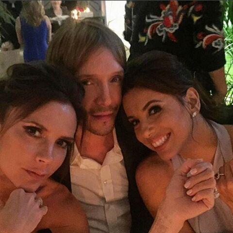 Eva Longoria et Victoria Beckham: l'homme qu'elles se partagent
