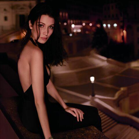 EXCLU – Bella Hadid devient l'égérie du nouveau parfum Bulgari
