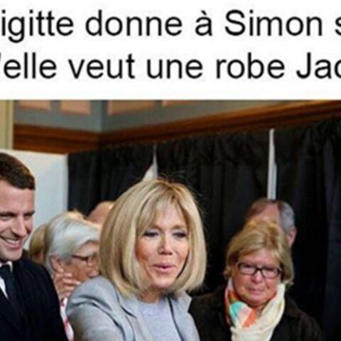 «Brigitte, c'est chic!» La première dame Brigitte Macron devient la coqueluche de la mode grâce à Instagram