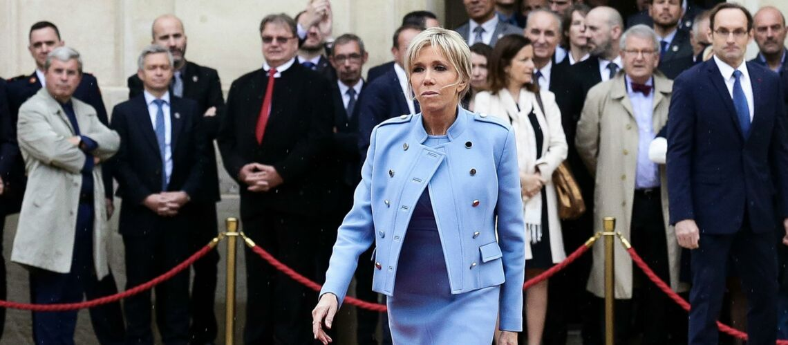 Au lycée Brigitte Macron faisait craquer tous ses élèves