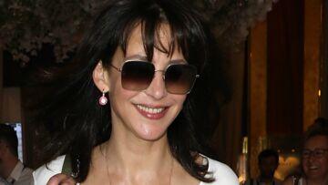 PHOTOS – Sophie Marceau est à Cannes mais ne montera pas les marches