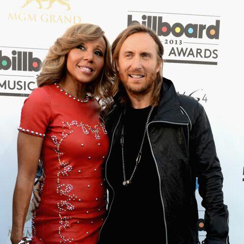 Cathy et David Guetta, ensemble, comme avant