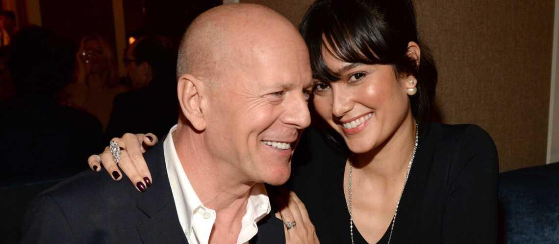 Bruce Willis: ses 60 ans entre amis