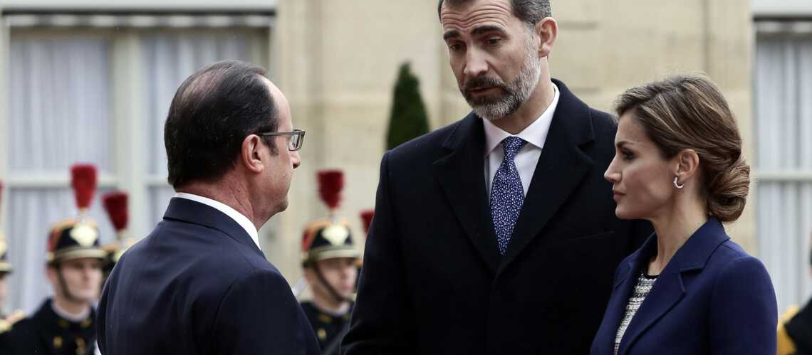 Le roi Felipe VI écourte sa visite en France
