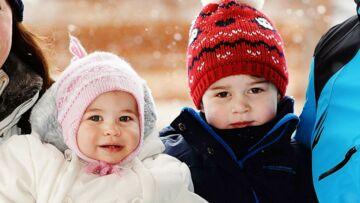 Pas de chasse aux oeufs pour Baby George et Princesse Charlotte