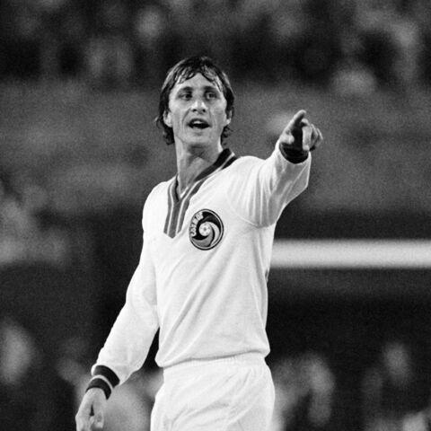 Johan Cruyff, le «Hollandais volant», s'est éteint