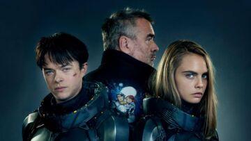 Luc Besson dévoile les costumes de 'Valerian'