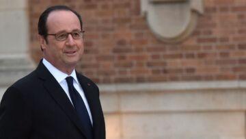 Julie Gayet et François Hollande pris en flag' à la sortie d'un buisson