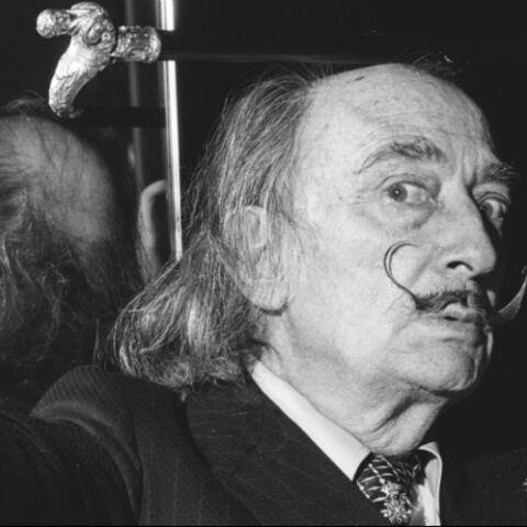 Salvador Dalí s'affiche au Centre Pompidou