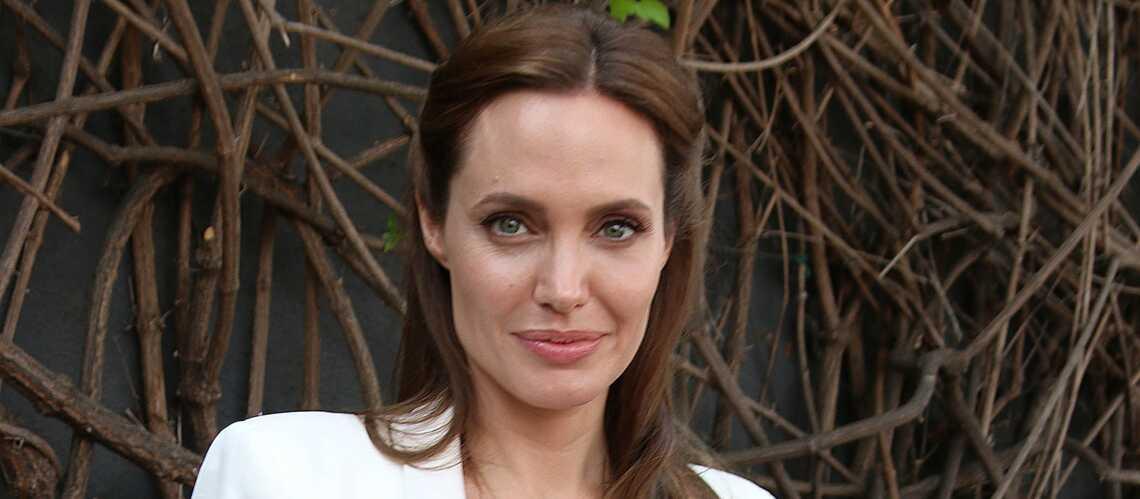 Angelina Jolie: bientôt au côté de Michel Drucker