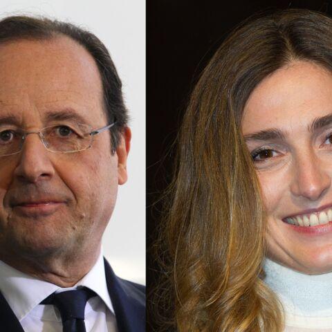 Julie Gayet et François Hollande ne se cachent plus
