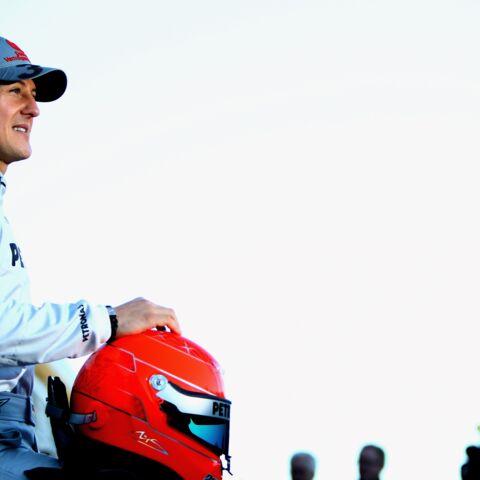 Michael Schumacher «fait des progrès»