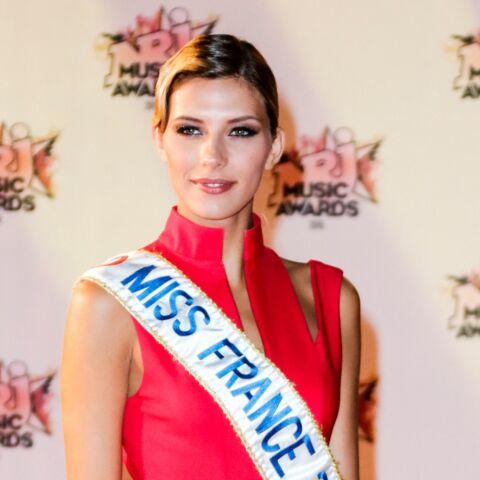 Camille Cerf a peur pour les Miss France