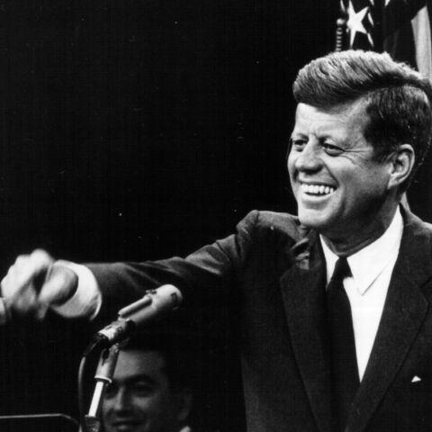 JFK, lettres à son amante suédoise