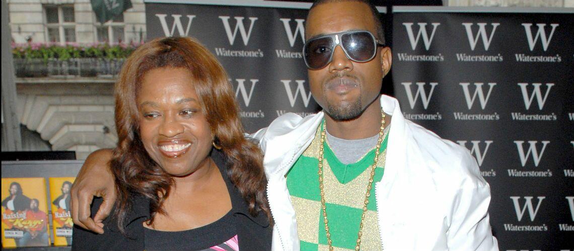 Kanye West ne parvient pas à faire le deuil de Donda, sa mère