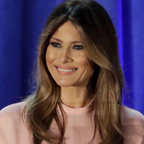 Comme Michelle Obama, Melania Trump refuse de porter le voile en Arabie Saoudite