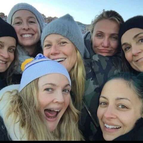 PHOTOS – Drew Barrymore, Eva Longoria et Cameron Diaz posent sans maquillage