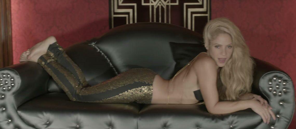VIDEO – Après un passage à vide et deux enfants, Shakira revient enfin en mode ultrasexy
