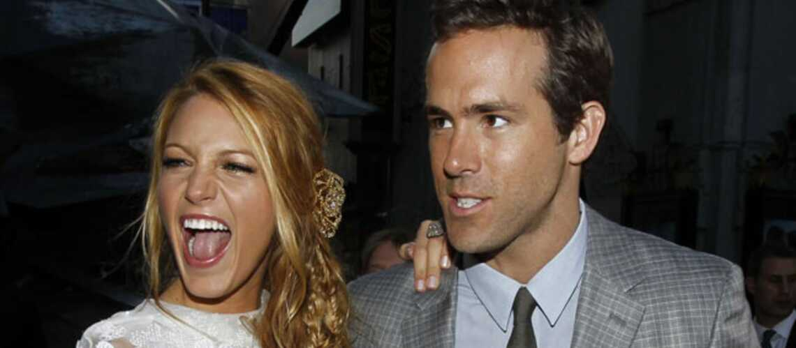 Ryan Reynolds et Blake Lively, love story en devenir?