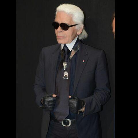 Karl Lagerfeld: «J'ai été champion de danses latines»