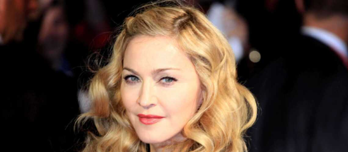 Madonna fan du style de Kate Middleton