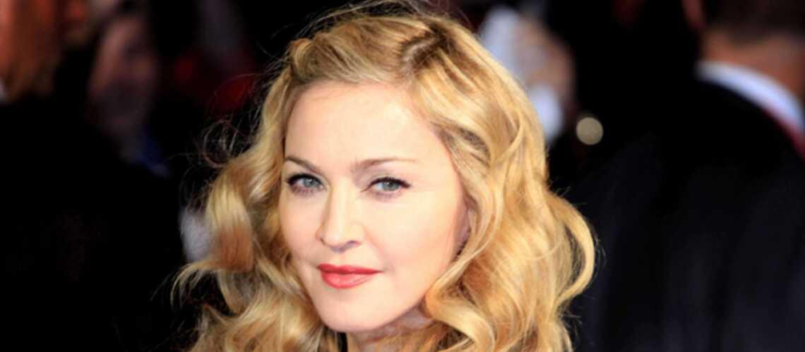 Madonna huée par les Anglais!