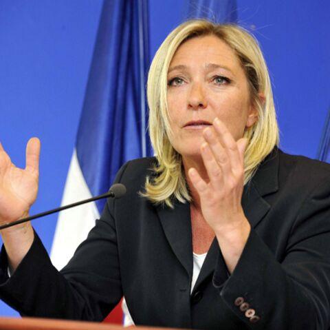 Pour Marine Le pen, le prénom «Giulia» n'est pas assez français