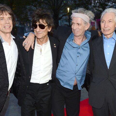 Les Rolling Stones, concert surprise au théâtre Mogador