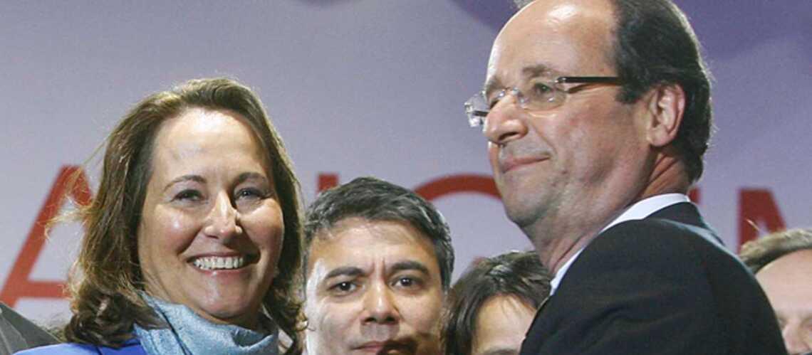 François Hollande toujours sous le charme de Ségolène Royal
