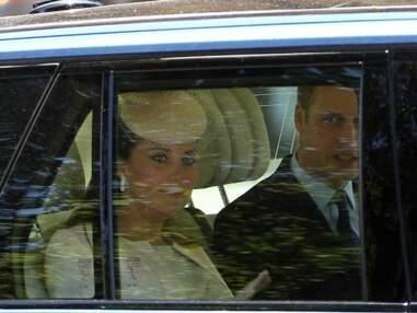Photos – Kate Middleton en rose pâle pour les 60 ans de la Reine