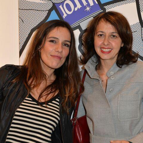 Gala By Night: Vernissage entre copines pour Valérie Bonneton et Zoé Felix