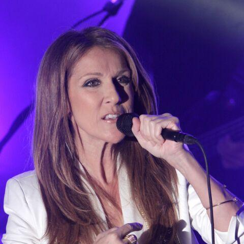 Céline Dion, «heureuse de ne pas être morte»