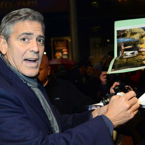 George Clooney relit sa biographie