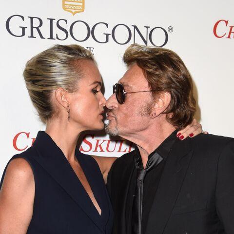 Johnny et Laeticia Hallyday brillent pour De Grisogono